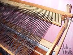 Tapestry Weaving, Loom Weaving, Ashford Loom, Diy Recycle, Rag Quilt, Weaving Techniques, Interior Design Living Room, Design Trends, Diy And Crafts