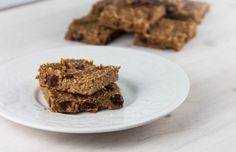 Quinoa Protein Breakfast Bars....I could eat one right now! (or two or three...)