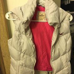 Hollister vest jacket size S Good shape barely used Hollister Jackets & Coats Vests