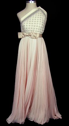 Wedding Gown, Pierre Balmain, 1970