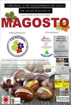MAGOSTO 2015! ÚNETE! Día 7 de novembro San Pellegrino, Soda, Beverages, Canning, November, Drink, Home Canning, Soft Drink, Conservation