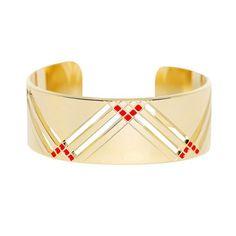 Bracelet laiton Anne Thomas