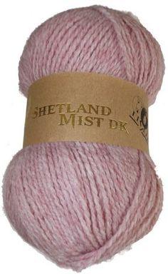 Jarol Shetland Mist DK yarn / wool 100g Clover 03