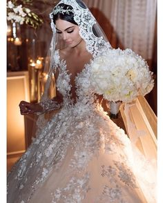 "18.3k Likes, 85 Comments - Loving Haute Couture (@lovinghautecouture) on Instagram: ""#BrideOfTheDay #XimenaNavarrete wearing #BenitoSantos"""