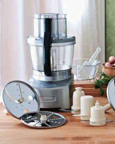 Cuisinart Elite Die Cast Food Processor, 12-Cup [WilliamsSonoma] (on my 2013 Christmas list)