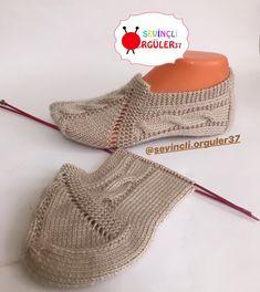 Login - Her Crochet Knitted Slippers, Knitted Hats, Crochet Bikini, Knit Crochet, Peacock Crochet, Crochet Slipper Pattern, Toned Women, Knitting Socks, Sock Shoes