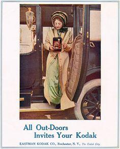 Kodak, Life magazine 1911.