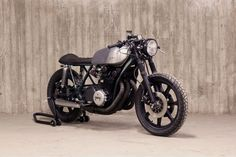 Yamaha XS750 1977 Cafe Racer by 654 Motors #motorcycles #caferacer #motos | caferacerpasion.com