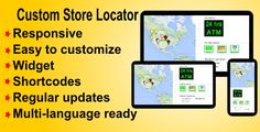 Shopping Custom Store Locator - WP Store Finder Pluginlowest price for you. In addition you can compare price with another store and read helpful reviews. Buy