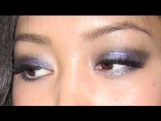 Urban Decay Purple Cat Makeup Tutorial - itsJudyTime (Giveaway Ended)