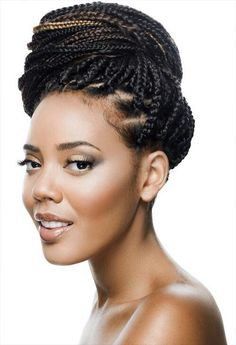 Angela Simmons box braids