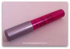 Tarte Lip Stain in Amused, click through for review