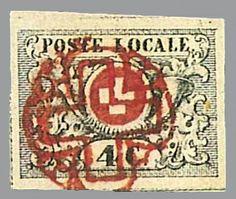 Rapp-Auktion / Poste Local / Verkauft für 42'000 Schweizer Franken