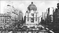 PRAÇA DA SE EM 1938.