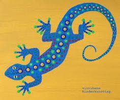 9 Best Lizards And Geckos Images Geckos Lizards Dot Painting
