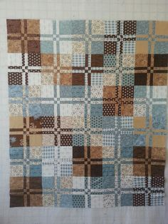 disappearing four patch quilt pattern - Google Search