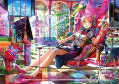 Tags: Anime, Scan, Original, Fuji Choko, Fuji Shiki
