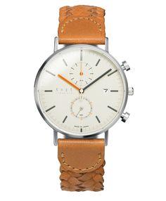 AC-39 Chronograph | Knot(ノット)/カスタムオーダーを楽しめるリーズナブルな日本製腕時計ブランド