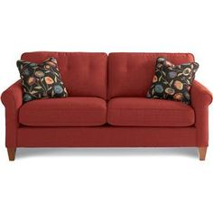 Ordinaire La Z Boy Laurel Stationary Sofa