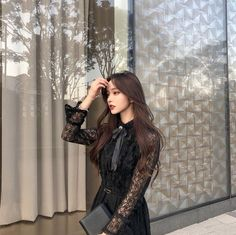 Korean Beauty Girls, Pretty Korean Girls, Cute Korean Girl, Cute Asian Girls, Asian Beauty, Mode Ulzzang, Ulzzang Hair, Ulzzang Korean Girl, Ulzzang Fashion