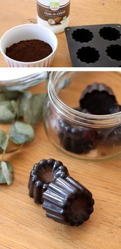 DIY - les pains de gommage coco/café - Expolore the best and the special ideas about Wine Pot Mason Diy, Mason Jar Crafts, Mason Jars, Lyon, Modern Restaurant, Restaurant Interior Design, Do It Yourself Baby, Interior Design Minimalist, Diy Hanging Shelves