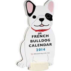 2014 French Bulldog Calendar