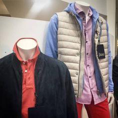 Suede Jacket, Leather Jackets, Dsquared2, Light Blue, Polo Shirt, Winter Jackets, Vest, Beige, Navy