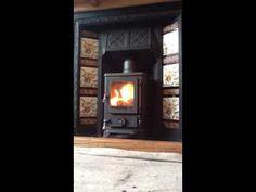 Tiny Wood Burning Stoves and Woodburners - DEFRA Approved Rv Wood Stove, Wood Burner Stove, Old Stove, Small Rooms, Small Spaces, Small Wood Burning Stove, Victorian Fireplace, Shepherds Hut, Stove Fireplace