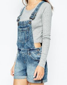 New Look Petite | New Look Petite Overall at ASOS