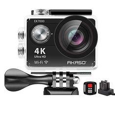 2pcs Camera Diving Waterproof Color Correction Filter for AKASO EK7000 Pink//Red