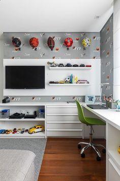 57 Creative Teen Bedroom Ideas Girl And Boy Bedroom Boys Room Design, Boys Bedroom Decor, Bedroom Ideas, Geek Bedroom, Boys Bedroom Storage, Bedroom Designs, Kids Room Organization, Teenage Room, Boy Room