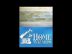 Backsplash Ideas For Kitchen and Bath from Home Wizards - Nationally Syndicated Radio Show. Improve Your Home. Improve Your Life www.yourhomewizards.com