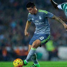 James Rodriguez. Real Madrid.