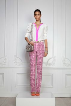 If you look up effortless-chic in the dictionary you'll see Rachel Roy's SS13 collection. #nyfw