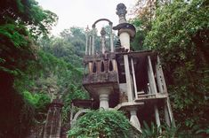 "shinypixiedust: "" Deep within the rainforests of Mexico, seven hours outside of Mexico City, lies a magical hidden gem that very few have had the pleasure of stumbling across. It's called Las Pozas..."