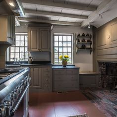 Gorgeous Kitchen in this Historical Home