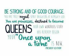 Of royal birth