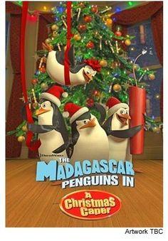 Gratis Penguins of Madagascar  The Classic Penguins Christmas Caper film danske undertekster