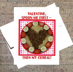 Funny Valentine Card Funny Romance Card Humorous by WhatACardCards
