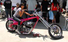 pinc taco digger Honda 750, Cb750, Digger, Lifted Trucks, Choppers, Helmets, Bobber, Cars Motorcycles, Old School