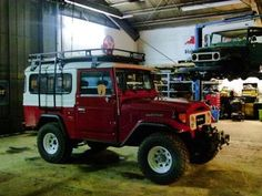 FJ40, FJ45 FJ55 Toyota Land Cruisers, Land Rovers and Unimogs Call 24/7 (313) 414-3540