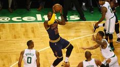 The humiliation of the Boston Celtics by the bully LeBron James
