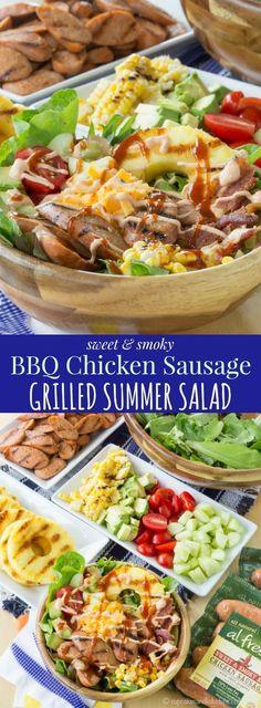 ... Salads and Dressings on Pinterest | Cobb Salad, Vinaigrette and Salads
