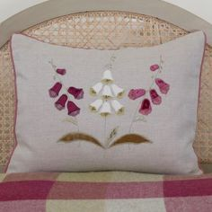 Susie Watson offers a charming and traditional range of fabric designs, feauturing vintage, country patterns with a homemade feel Fabric Rug, Pink Fabric, Cushion Pads, Cushion Covers, Pillow Covers, Susie Watson, Embroidered Cushions, Applique Cushions, Home Decor Fabric