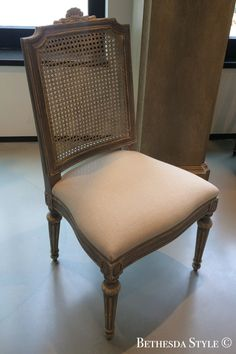 BethesdaStyle Dining Chair By Minton Spidell At Washington DC Design Center Interior AndrewLawInteriorDesign