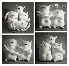 Kubuś Fochatek Polarny w FOCH! na DaWanda.com