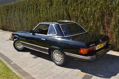 Mercedes benz W107 380 SL Roadster - 1981
