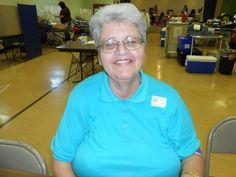 Nancy Long - 130 lifetime donations (LTD)!