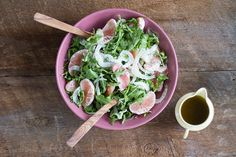 Early Spring Salad with Grapefruit and Ginger Vinaigrette | Autoimmune Paleo