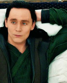 Loki- This part does things to me.